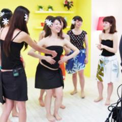 【初心者歓迎!】シーズン突入!タヒチアンダンスが熱い!