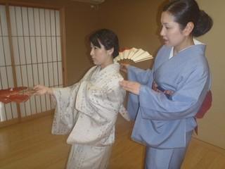 はじめての!おとな日舞クラス(日本舞踊の初級クラス)