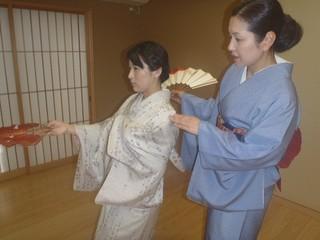 和稽古で磨かれる日本舞踊の体験レッスン【川崎】