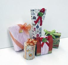 <ラッピング講習会> 応用Iクラス「基本からアレンジへ 様々な贈り物に対応するラッピングアレンジ」