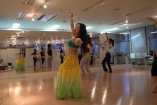 ☆*魅惑のベリーダンス☆ドニア先生が直接指導☆大阪☆*:☆