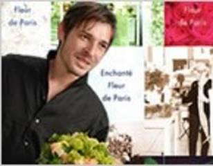 パリスタイルの花の講座『パリの花装飾』