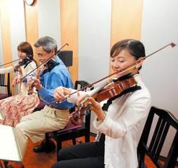 【体験】バイオリンコース