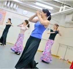 【水曜:19時~】中級(ソルクラス)☆【フラメンコとスペイン古典舞踊が習える】