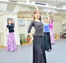 【火曜:17時~】初級~中級(ルナクラス)【フラメンコとスペイン古典舞踊が習える】