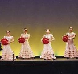 【木曜:19時~】上級クラス(コラールクラス)本格スペイン舞踊♪