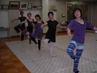 ◆楽しいクラシック・バレエ  (宝塚・中山寺教室)