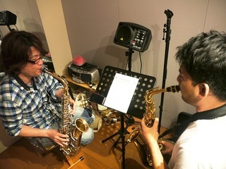 ☆歌うように楽しく吹こう☆(サックスコース)