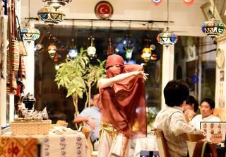 【体 験】 ★大阪東心斎橋でキラキラ☆キャバレースタイル・ベリーダンス!(木)18/19/20pm