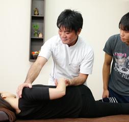 東洋医学伝統整体法 妊活推拿セラピーコース(通学4ヶ月)