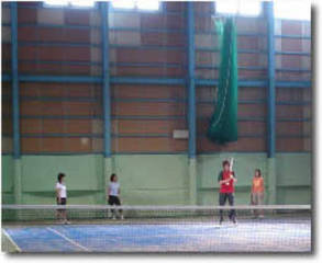 インターナショナルスポーツ&nbspネオ・テニスプラザ摂津