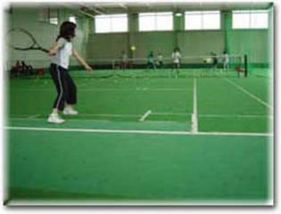 インターナショナルスポーツ&nbsp久宝寺口インドアテニススクール