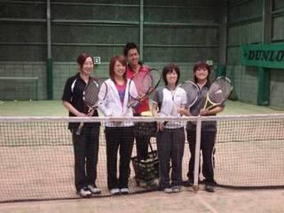 春休み親子短期テニス教室