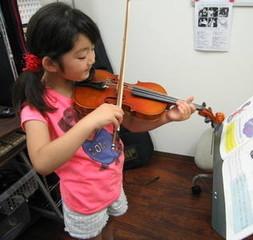 個人レッスン・自由予約制のバイオリンレッスン!初心者でも安心して基礎から学べます。
