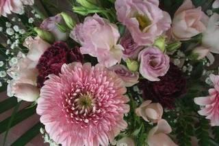 季節のお花を使ってレッスン!ヨーロピアントレンドコース