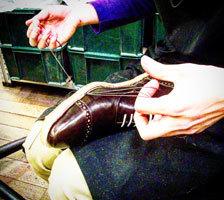 【1.5ヶ月で習得可能★ワンランク上の靴職人へ!】上級 靴職人ハンドソーン コース(短期集中クラス)