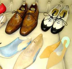 【世界で1足だけの靴を自分の手で作ろう!】初級 靴作り 1足 コース(スニーカー・ブーティ等の革靴)