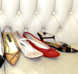【世界で1足だけの靴を自分の手で作ろう!】初級 靴作り 1足 コース(サンダル・パンプス)