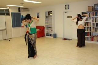 ベリーダンス【オリエンタルダンス入門】(長堀橋駅徒歩2分・心斎橋駅徒歩5分)♪SAMIA♪