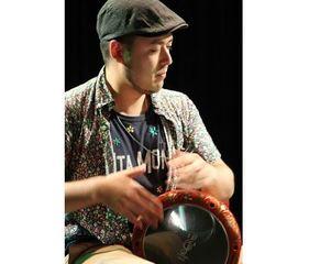 トルコ打楽器 「ダルブカ」 レッスン♪