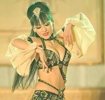 【宮殿のお姫様のように踊ってみましょう♪】エジプシャンベリー体験レッスン(初級・土曜/昼)