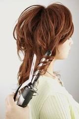 週1×3カ月で幅広いヘアアレンジを習得!ヘアアーティストコース