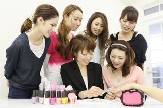 【ネイリストコース】JNEC1〜3級・ジェル検定完全対応!