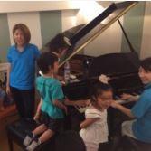家族で歌を楽しく学んで頂けるコースが誕生! キッズコース