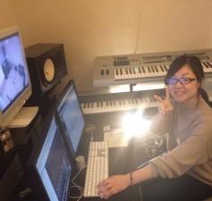【音楽制作教室(DTM)】DTM女子が人気出てきています♪まずは音楽作りを体感してください♪