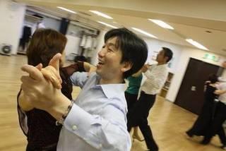 社交ダンスグループレッスン 上級
