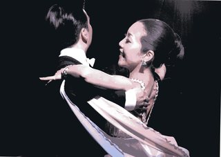 優雅に踊れる 社交ダンス 個人レッスン