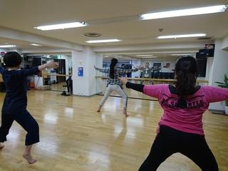 講師は宝塚出身!!ジャズダンス(金曜 夜)