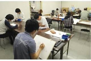 鉛筆デッサン1日無料体験講座実施中!