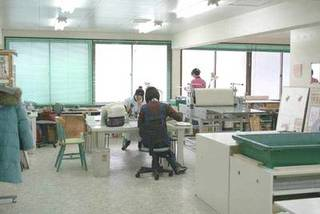 紅梅町版画教室