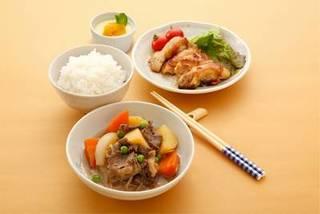 初めての和食:肉じゃが☆体験レッスン500円