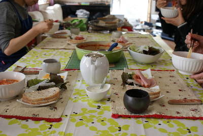 slow life手作りパン教室