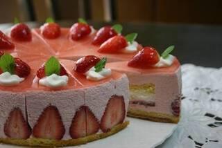 ケーキ屋さんよりもおいしいケーキを作りましょう!