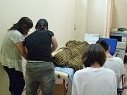 【3】現場研修あり!臨床メディカルアロマ&リンパマッサージ講座