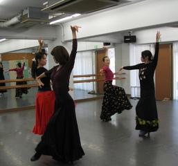 夙川教室♬フラメンコを踊ろう!♬