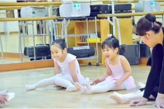 プレバレエクラス(3歳〜6歳まで対象クラス)
