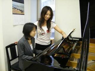 初めての方も大歓迎!お好きな1曲から♪ ピアノコース