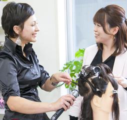 JHMAA専攻 プロフェッショナルヘアー6ヶ月コース