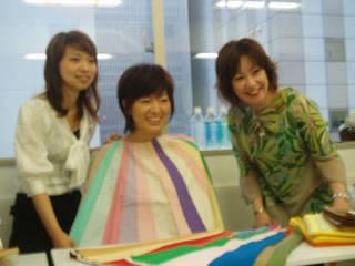 【似合う色の診断ができる!】パーソナルカラー★ベーシックコース