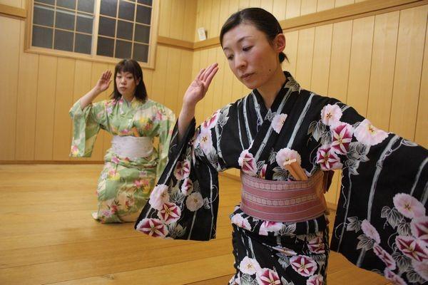 藤間美輝野 日本舞踊教室
