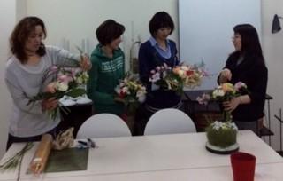 オフィスジュリアフラワーデザインスクール&nbsp函館教室