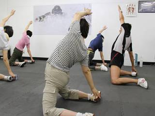 間違いのない体の動きを指導いたします!!基本ストレッチ&シェイプアップコース