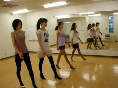 吉野由香里 Beauty exersise&walking