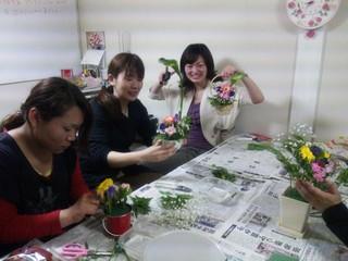 森直子の花のある暮らし