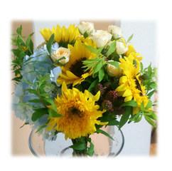 旬の花材で楽しむ「季節のブーケコース」