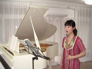 のびのび歌おう声楽コース